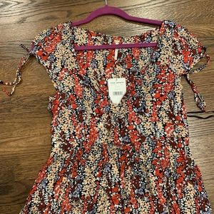 Flowy and silly free people dress-brand new!